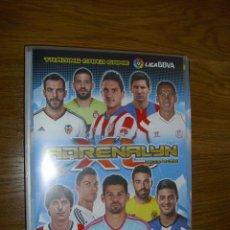 Álbum de fútbol completo: COLECCION COMPLETA ADRENALYN XL 2014 2015 PANINI LIGA 14 15. Lote 48698350