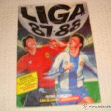 Álbum de fútbol completo: ALBUM LIGA 87-88 - 1987-1988 - EDICIONES ESTE - COMPLETO. Lote 49404487