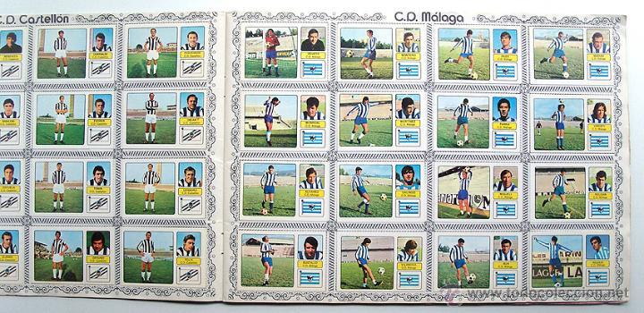 Álbum de fútbol completo: album 1973 1974 Fher Disgra Campeonato Liga 73 74 Con Poster completo. Excelente estado - Foto 4 - 49749534