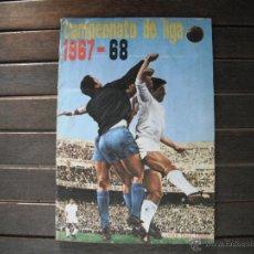 Álbum de fútbol completo: ALBUM FHER 67-68. COMPLETO.. Lote 49912529