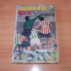 Álbum de fútbol completo: ALBUM CROMOS COMPLETO CAMPEONATO DE LIGA 1972 1973 72 73 . ED ESTE.. Lote 166358868
