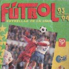 Álbum de fútbol completo: ALBUM COMPLETO. FUTBOL 93 / 94. ESTRELLAS DE LA LIGA. PANINI. VER FOTOS. Lote 50115545