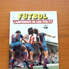 Álbum de fútbol completo: FÚTBOL - LIGA 1976-1977, 76-77 - EDICIONES ESTE - COMPLETO 362 CROMOS. Lote 50323526