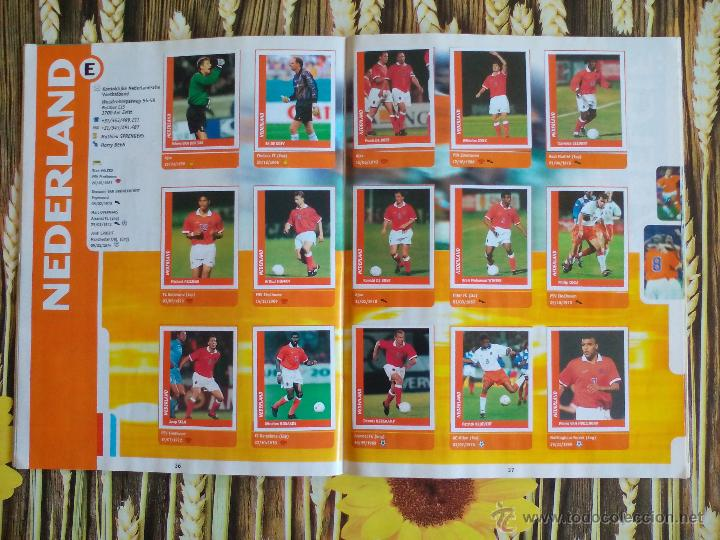 Álbum de fútbol completo: ALBUM COMPLETO WORLD CUP FRANCE 98 MUNDIAL FRANCIA 1998 EDITORIAL DS - Foto 4 - 50886642