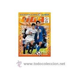 Álbum de fútbol completo: ALBUM DE CROMOS COMPLETO ESTE 2010 - 2011 10 - 11. Lote 51143786