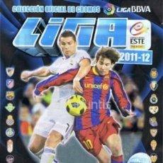 Álbum de fútbol completo: ALBUM DE CROMOS COMPLETO ESTE 2011 - 2012 11 - 12. Lote 51143810