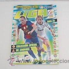 Álbum de fútbol completo: ALBUM DE CROMOS VACIO Y COLECCIÓN COMPLETA SIN PEGAR ESTE 2013 - 2014 13 - 14. Lote 51144077