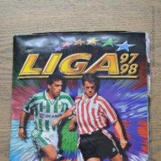 Álbum de fútbol completo: ALBUM CROMOS FUTBOL 97 98 ESTE. CASI COMPLETO. COLOCAS, FICHAJES Y BAJAS. LEER.. Lote 51388036