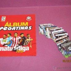 Álbum de fútbol completo: ALBUM PEGATINAS MATULIGA 2013 DE MATUTANO. Lote 51636188