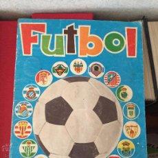 Álbum de fútbol completo: FUTBOL MAGA TROQUELADOS. Lote 52283430