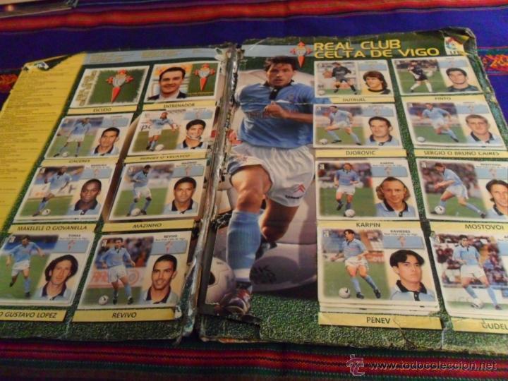 Álbum de fútbol completo: ESTE LIGA 1999 2000 99 00 COMPLETO. CON CLEMENTE, MUCHOS CROMOS DOBLES Y FICHAJES DOBLES. - Foto 12 - 48154733