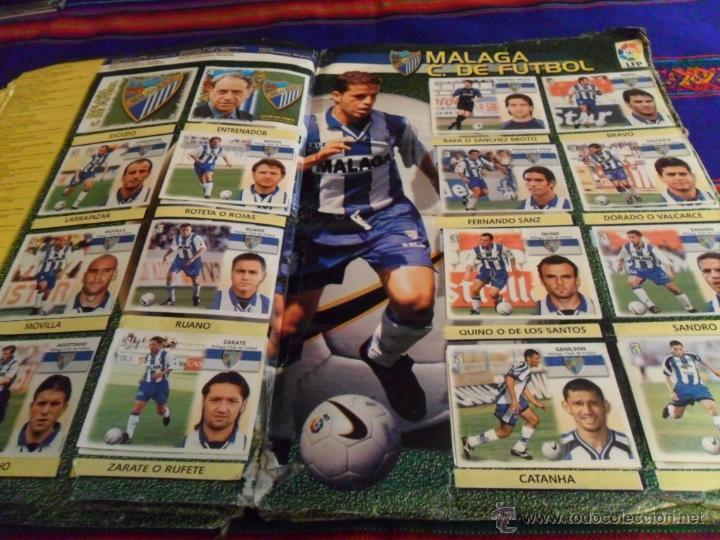 Álbum de fútbol completo: ESTE LIGA 1999 2000 99 00 COMPLETO. CON CLEMENTE, MUCHOS CROMOS DOBLES Y FICHAJES DOBLES. - Foto 17 - 48154733