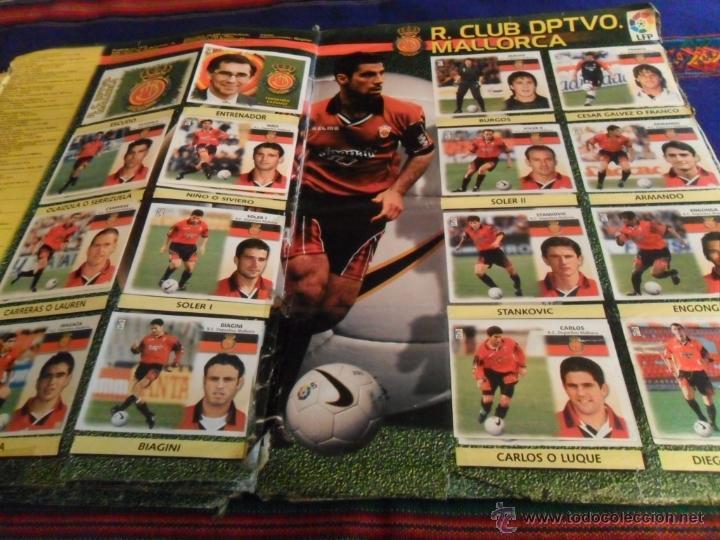 Álbum de fútbol completo: ESTE LIGA 1999 2000 99 00 COMPLETO. CON CLEMENTE, MUCHOS CROMOS DOBLES Y FICHAJES DOBLES. - Foto 18 - 48154733