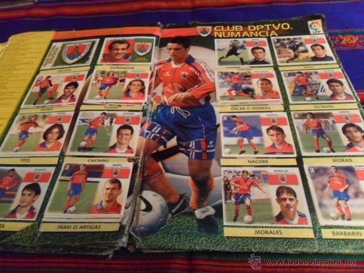 Álbum de fútbol completo: ESTE LIGA 1999 2000 99 00 COMPLETO. CON CLEMENTE, MUCHOS CROMOS DOBLES Y FICHAJES DOBLES. - Foto 19 - 48154733