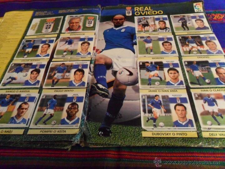 Álbum de fútbol completo: ESTE LIGA 1999 2000 99 00 COMPLETO. CON CLEMENTE, MUCHOS CROMOS DOBLES Y FICHAJES DOBLES. - Foto 20 - 48154733