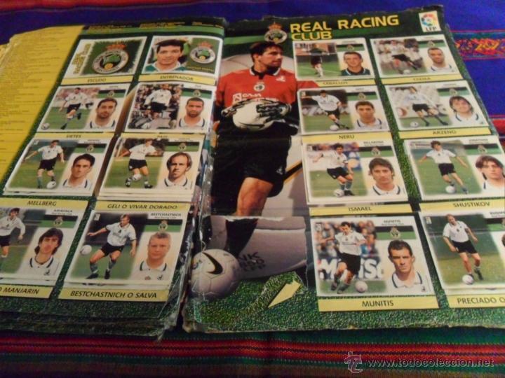 Álbum de fútbol completo: ESTE LIGA 1999 2000 99 00 COMPLETO. CON CLEMENTE, MUCHOS CROMOS DOBLES Y FICHAJES DOBLES. - Foto 21 - 48154733