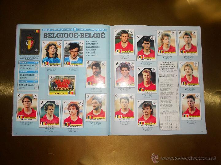 Álbum de fútbol completo: ALBUM DE CROMOS ITALIA 90 WORLD CUP - PANINI - COMPLETO - COPA DEL MUNDO - Foto 20 - 52482959