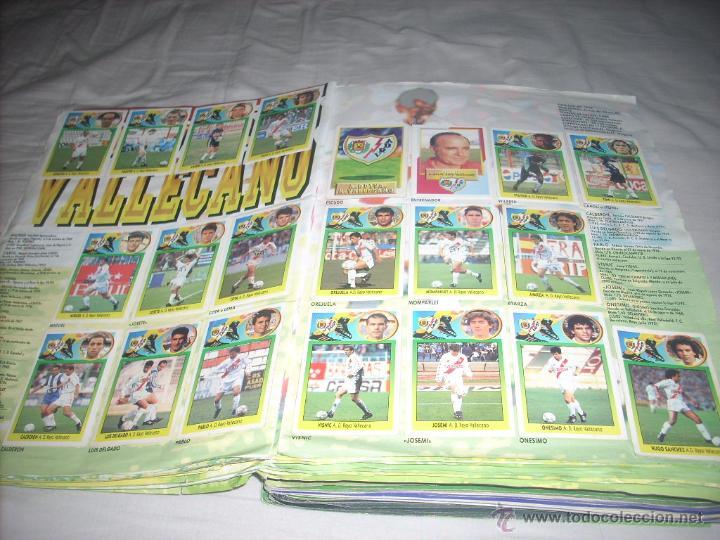 Álbum de fútbol completo: INCREIBLE ALBUM DE LA LIGA 1993-94 DE ESTE COMPLETO Y CON MAS 50 CROMOS DOBLES - Foto 3 - 52827507