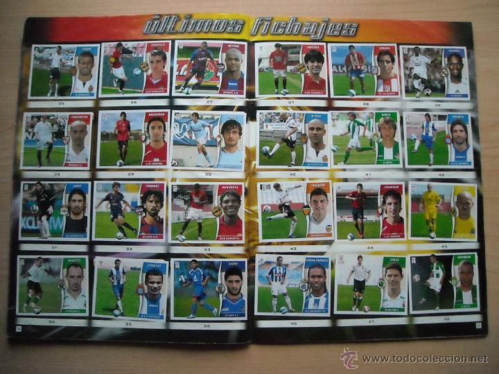 Álbum de fútbol completo: LIGA 2006-2007, ALBUM COMPLETO 437 CROMOS - Foto 2 - 53155946