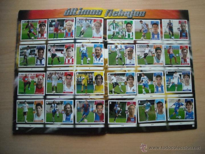 Álbum de fútbol completo: LIGA 2006-2007, ALBUM COMPLETO 437 CROMOS - Foto 3 - 53155946