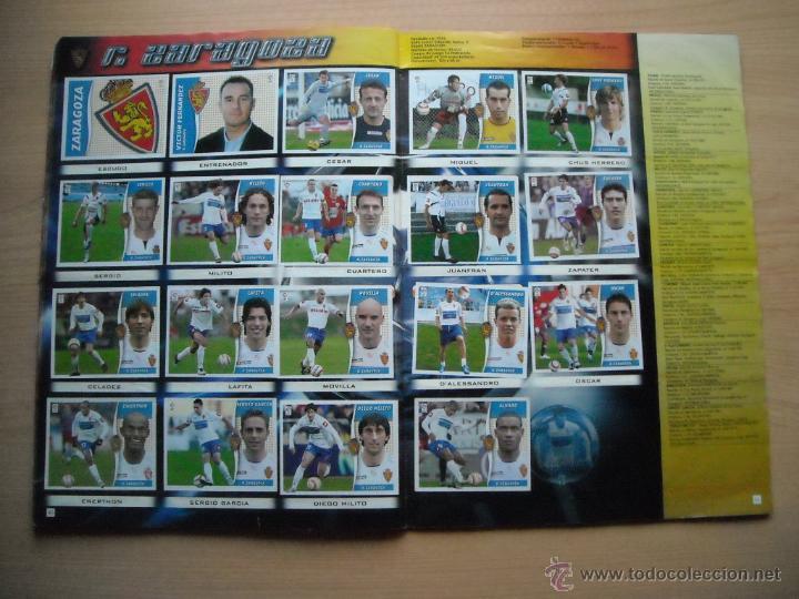 Álbum de fútbol completo: LIGA 2006-2007, ALBUM COMPLETO 437 CROMOS - Foto 4 - 53155946