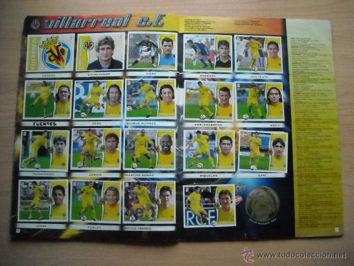 Álbum de fútbol completo: LIGA 2006-2007, ALBUM COMPLETO 437 CROMOS - Foto 5 - 53155946