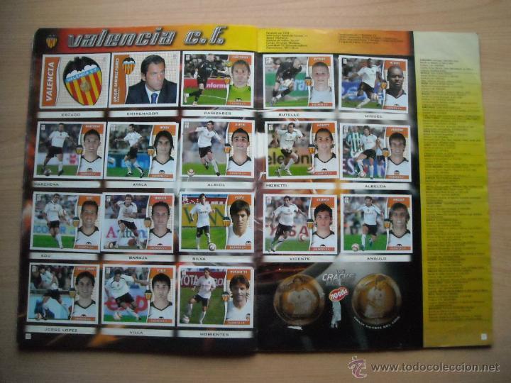 Álbum de fútbol completo: LIGA 2006-2007, ALBUM COMPLETO 437 CROMOS - Foto 6 - 53155946