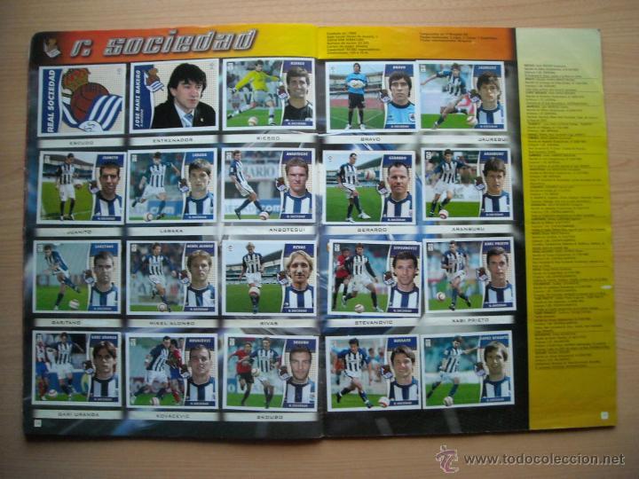 Álbum de fútbol completo: LIGA 2006-2007, ALBUM COMPLETO 437 CROMOS - Foto 7 - 53155946
