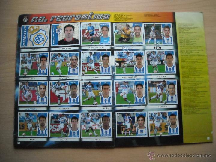Álbum de fútbol completo: LIGA 2006-2007, ALBUM COMPLETO 437 CROMOS - Foto 9 - 53155946