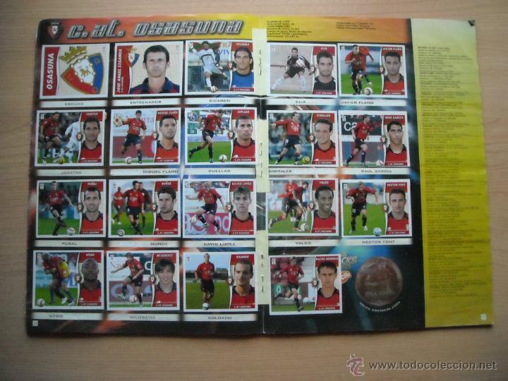Álbum de fútbol completo: LIGA 2006-2007, ALBUM COMPLETO 437 CROMOS - Foto 11 - 53155946