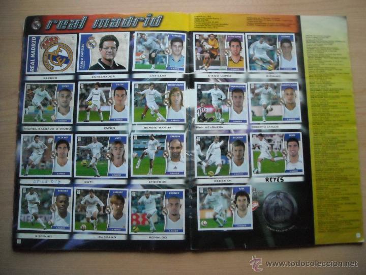 Álbum de fútbol completo: LIGA 2006-2007, ALBUM COMPLETO 437 CROMOS - Foto 13 - 53155946