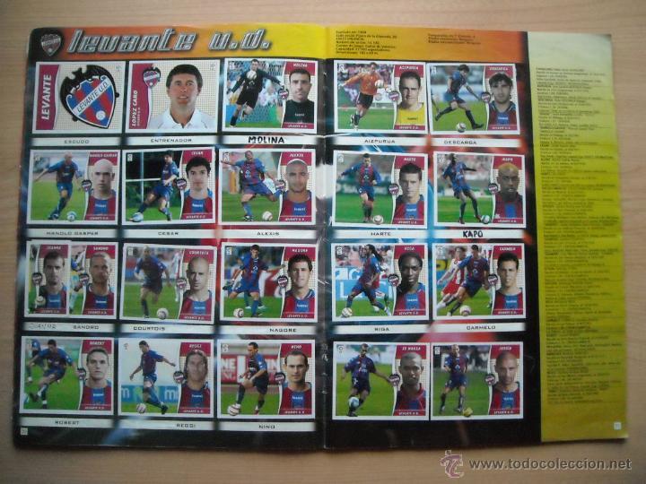 Álbum de fútbol completo: LIGA 2006-2007, ALBUM COMPLETO 437 CROMOS - Foto 14 - 53155946