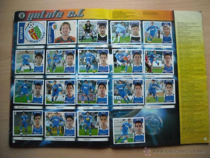 Álbum de fútbol completo: LIGA 2006-2007, ALBUM COMPLETO 437 CROMOS - Foto 16 - 53155946