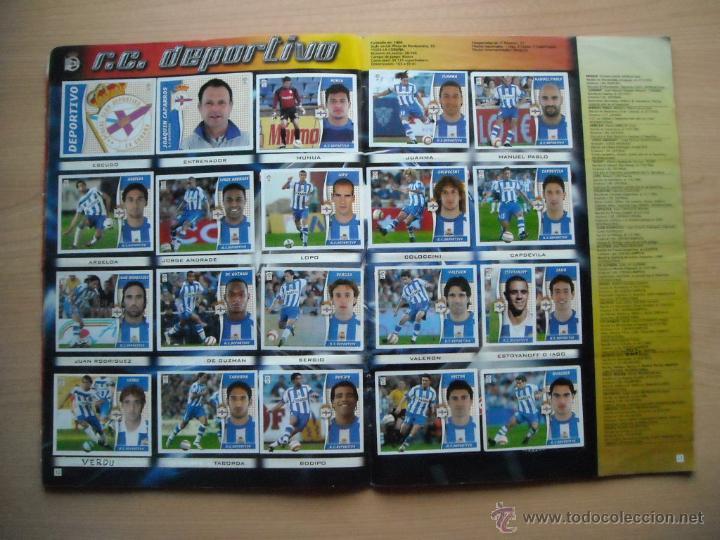 Álbum de fútbol completo: LIGA 2006-2007, ALBUM COMPLETO 437 CROMOS - Foto 18 - 53155946