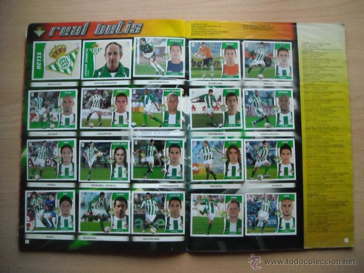 Álbum de fútbol completo: LIGA 2006-2007, ALBUM COMPLETO 437 CROMOS - Foto 20 - 53155946