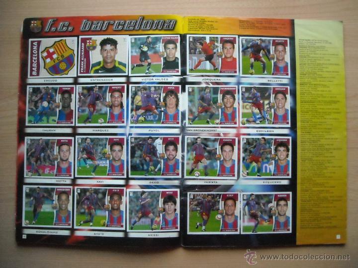 Álbum de fútbol completo: LIGA 2006-2007, ALBUM COMPLETO 437 CROMOS - Foto 21 - 53155946