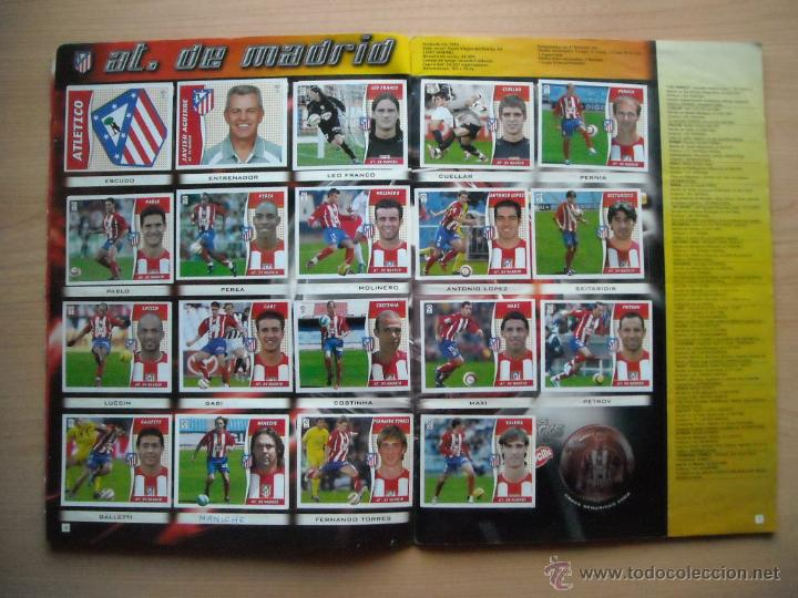 Álbum de fútbol completo: LIGA 2006-2007, ALBUM COMPLETO 437 CROMOS - Foto 22 - 53155946