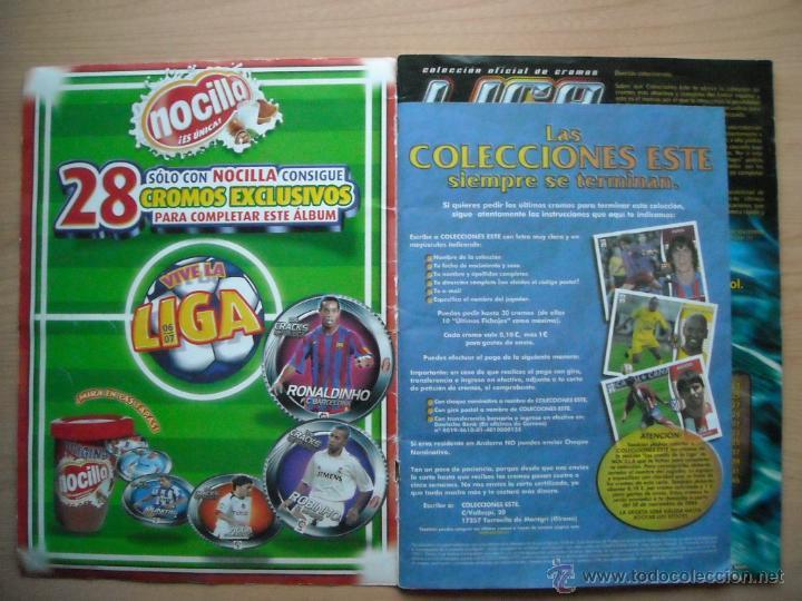 Álbum de fútbol completo: LIGA 2006-2007, ALBUM COMPLETO 437 CROMOS - Foto 24 - 53155946