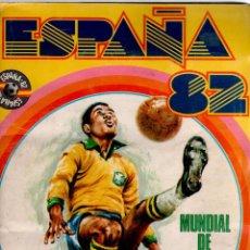 Álbum de fútbol completo: ALBUM MUNDIAL ESPAÑA 82 FHER COMPLETO. Lote 53261783