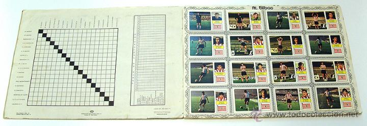 Álbum de fútbol completo: Album 1973 1974 liga 73 74 Fher Disgra. Cruyff, Carnevali, Ayala. Completo cromos, sin poster - Foto 3 - 53304323