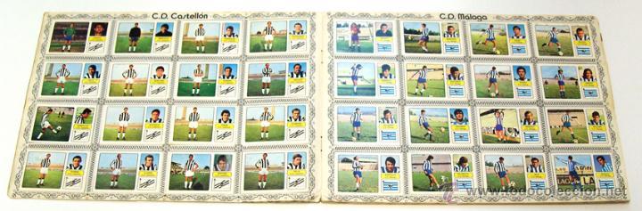 Álbum de fútbol completo: Album 1973 1974 liga 73 74 Fher Disgra. Cruyff, Carnevali, Ayala. Completo cromos, sin poster - Foto 5 - 53304323