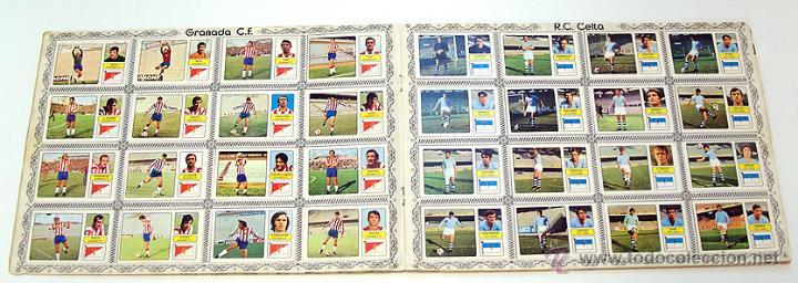Álbum de fútbol completo: Album 1973 1974 liga 73 74 Fher Disgra. Cruyff, Carnevali, Ayala. Completo cromos, sin poster - Foto 7 - 53304323