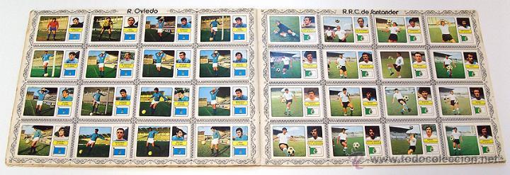 Álbum de fútbol completo: Album 1973 1974 liga 73 74 Fher Disgra. Cruyff, Carnevali, Ayala. Completo cromos, sin poster - Foto 9 - 53304323