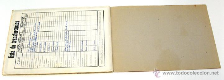 Álbum de fútbol completo: Album 1973 1974 liga 73 74 Fher Disgra. Cruyff, Carnevali, Ayala. Completo cromos, sin poster - Foto 13 - 53304323