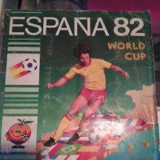 Álbum de fútbol completo: ALBUM ESPAÑA 82 COMPLETO. Lote 53405799