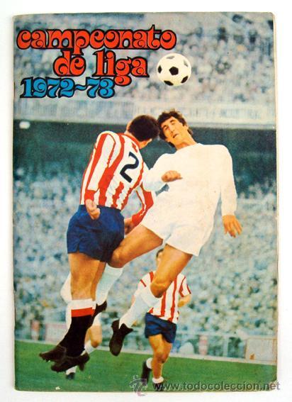 Álbum de fútbol completo: album 1972 1973 Fher Disgra futbol. Campeonato de Liga 72 73. Completo. 2 versiones Iribar - Foto 2 - 48643348