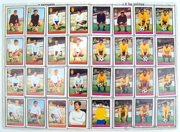 Álbum de fútbol completo: album 1972 1973 Fher Disgra futbol. Campeonato de Liga 72 73. Completo. 2 versiones Iribar - Foto 6 - 48643348