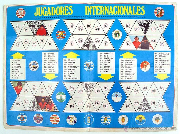 Álbum de fútbol completo: album 1972 1973 Fher Disgra futbol. Campeonato de Liga 72 73. Completo. 2 versiones Iribar - Foto 7 - 48643348