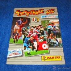 Álbum de fútbol completo: FÚTBOL LIGA BELGA 94/95 - FOOTBALL (PANINI) - COLECCIÓN COMPLETA DE CROMOS - EN PERFECTO ESTADO. Lote 53646355