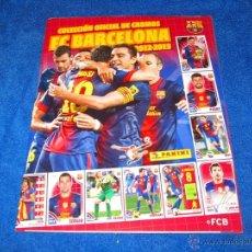 Álbum de fútbol completo: FC BARCELONA 2012/2013 (PANINI) - COLECCIÓN COMPLETA Y EN PERFECTO ESTADO. Lote 53651432